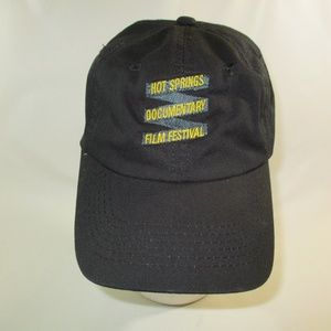 Accessories - Hot Springs Documentary Film Festival Cap/Hat